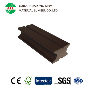 Wood Plastic Composite Kiel für Decking Zubehör (HLM92)
