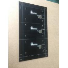 2 layer 1.6mm 1OZ  black solder PCB