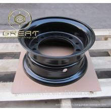 Équipement industriel roues motrices 8 pouces 9 pouces 10 pouces