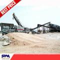 50TPH Hard Aggregate Crushing Production Line in Sri Lanka