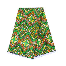 Nigeria wax printed fabric for dress