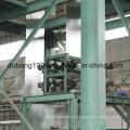 PPGI com exportação de qualidade superior para a Coreia