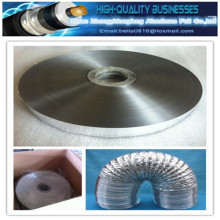 Single Sided Shield Lamination Alu/Pet Foil for Equipment Cooling Fin