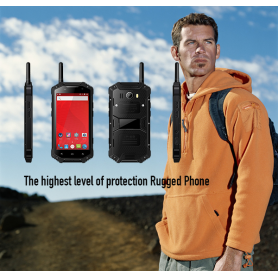 The highest protection Rugged Phone