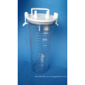 Envase de recogida de grasa reutilizable de 2000 ml