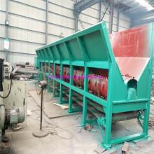 Máquina de desbaste de madeira resistente do grande Debarker do registro