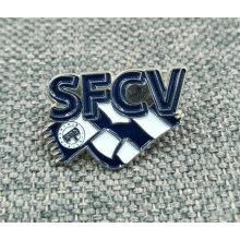 Promotional Cheap Factory Cost Iron Material Enamelled Pins