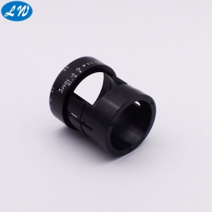 CNC machining aluminum camera lens accessories parts