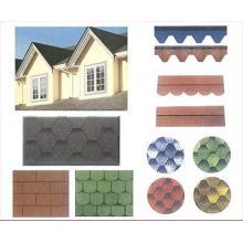 Дешевые крыши асфальта стригут /самоклеющиеся плитки крыши с сертификатом ISO