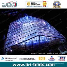 Großes transparentes Zelt für Ereignisse auf heißem Verkauf