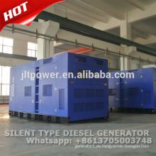 Generador diesel 750kva para la venta