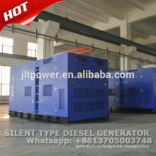 750 кВА дизельный генератор на продажу