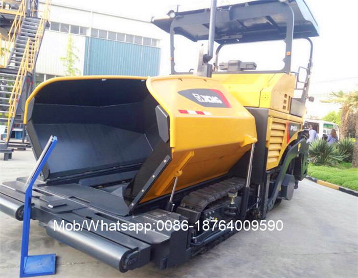 Paver Laying Machine