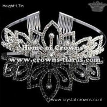 Wholesale Rhinestone Party Princess Crowns