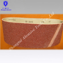 China Imported GXK51 emery sanding belt/ abrasive belt