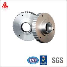Peças de torneamento de alumínio cnc personalizado