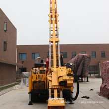 Crawler Diamond Core Drilling Equipment With Bs Ns Hs Ps Rod Csd1800ax