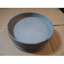 Piezas de inversión de acero inoxidable OEM para piezas de lata