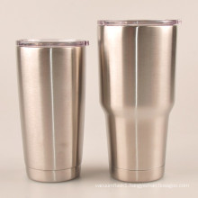 Everich custom new design DW ss vacuum tumbler mug with tritan lid