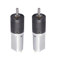 Length customized 22mm diameter dc gearbox gear motor 24vdc