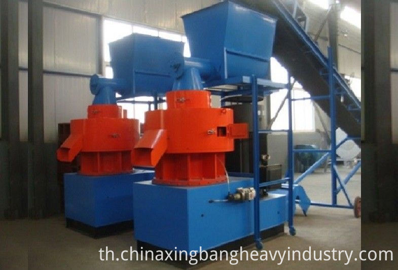 Small Pellet Machine Wood Pelletizer Machine