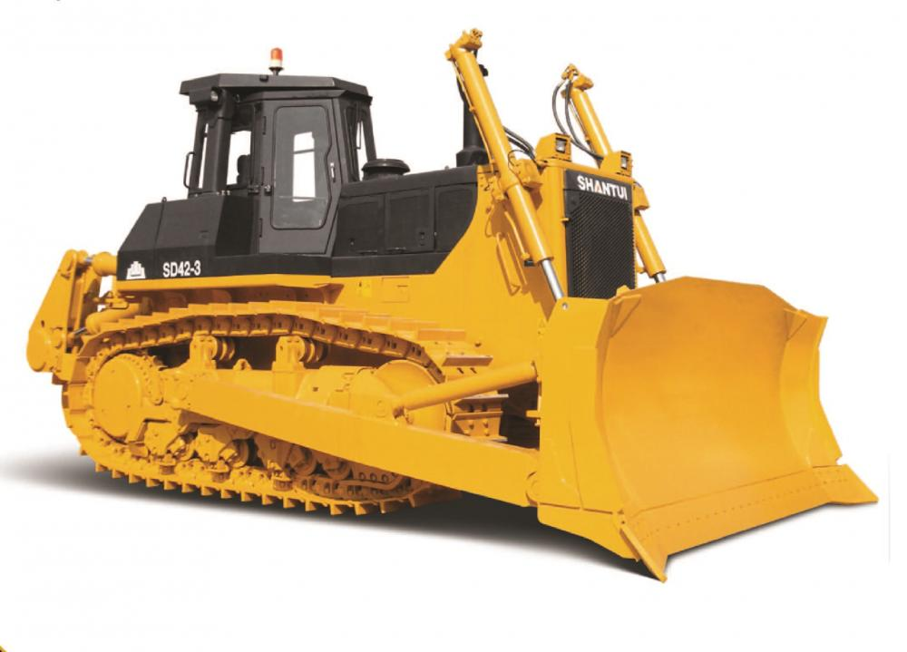 Shantui 420HP SD42-3 Bulldozer