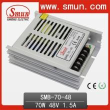 70W 48V 1.5A Ultra-Thin Switching Power Supply Slim Power Supply