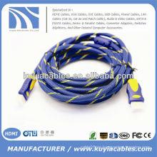 2160P Standard HDMI Cable 2.0 19pin Soporte 1080p 3D Y 4K * 2K 1m 2m 3m 5m 10m 20m