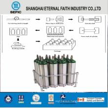 Small Portable Oxygen Aluminum Gas Cylinder (MT-4-6.3)
