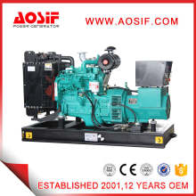 Cummins China OEM Factory Low Price of Home 25kVA Diesel Genset
