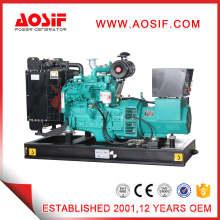 Preço baixo da fábrica do OEM CUMMINS China do Genset diesel home de 25kVA