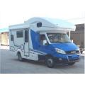 Australia RHD IVECO Caravan Travel Trailer Euro5
