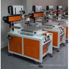 Máquina de impresión plástica automática de la pantalla de seda