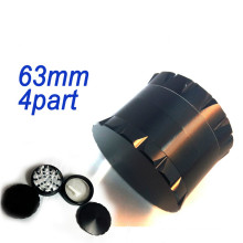 Fabricante Aço grosso moedor de alumínio para pessoas universais (ES-GD-035)