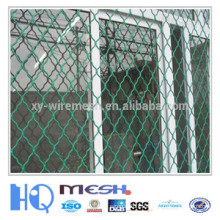 pvc coated beauty grid fencing