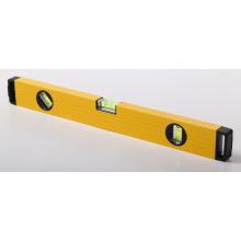 Alumínio Spirit Box Level -700812b (400mm amarelo)