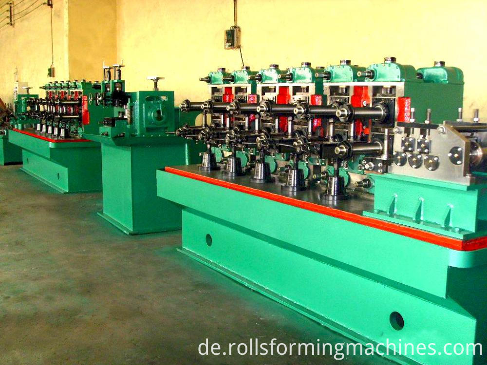 HG50 welding pipe machine