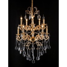 Lobby Chandelier Crystal Cast Aluminum Light (cos9084)