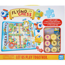 Airplane Flying Chess Puzzle Game Educational Toy
