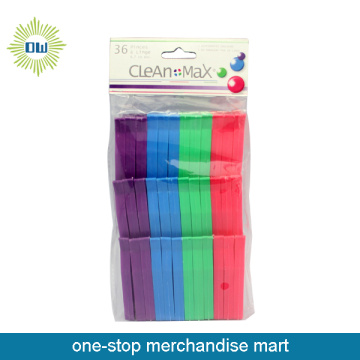 Dollar Items of 36pc Plastic Cloth Pegs