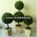 bonsai artificial grass ball tree prices