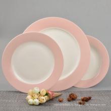 Комплект Dinnerware Фарфора, Керамики Набор 3