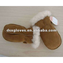 Women's Shearling Sheepskin Mittens