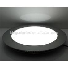 La alta calidad AC110V / 220V 12W llevó la serie redonda ligera del panel