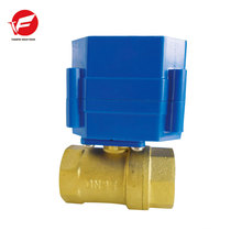 Stainless Steel automatic control water shut off valve flow control