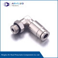 Air-Fluid 6mm Push in Fitting Swivel Elbow .