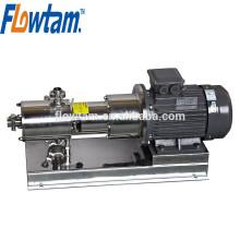 China made BRL-3 aço inoxidável em linha sanitária Homogeneous Emulsion Pump