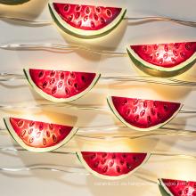Luces LED de alambre de cobre para decoraciones del hogar