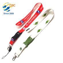 Custom Fashionable Key Lanyard With Printing Logo