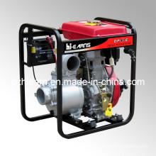 4 Inch Diesel Water Pump Square Pipe (DP40E)